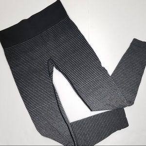 Marika ombre stripe leggings